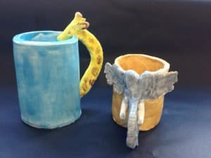 Blue Shelton Animal Mugs