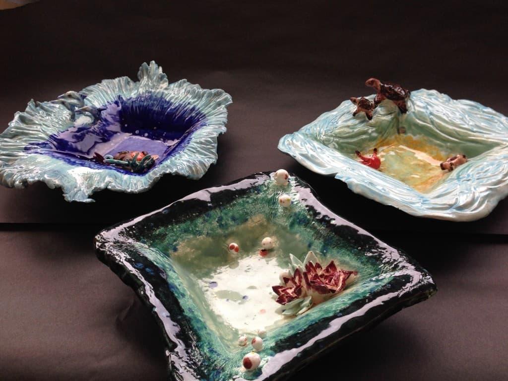 Thanh Lu Water Series