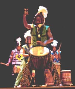 Universal Drum and Dance