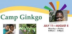 Camp Ginkgo Flyer For Website