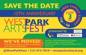 Arts Fest Save the Date