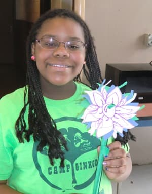 Camp Flower Project