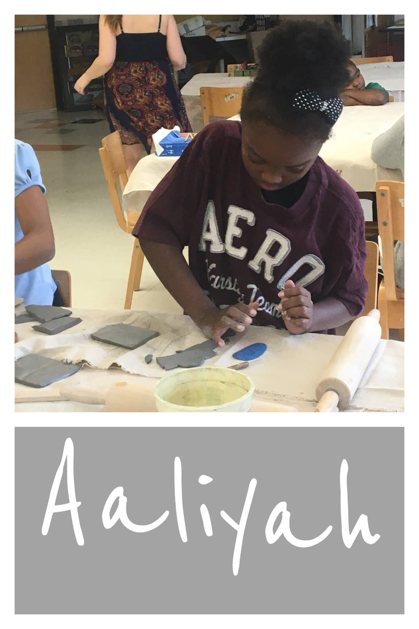 Afterschool Ceramics/Fall Session 2018