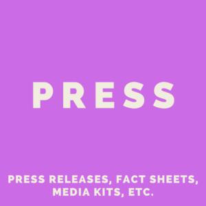 Wet Park Arts Fest Press Page